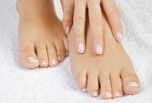 Sanar el hongo de la uña del pie
