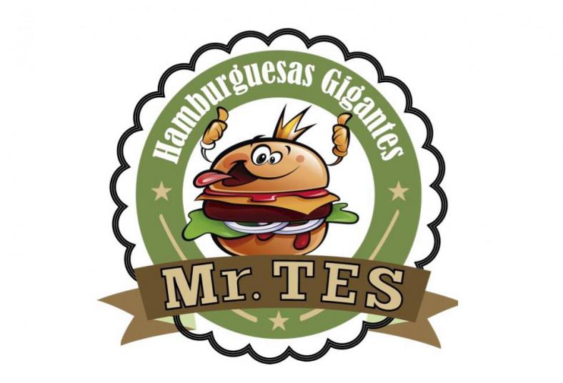 Hamburguesas, Gigantes, Mr. TES, tica, gigante, hot dog, papas, refresco, salsa
