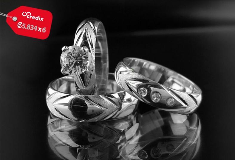 joyería, topacio, anillos, matrimonio, compromiso, grabado, plata, zirconias