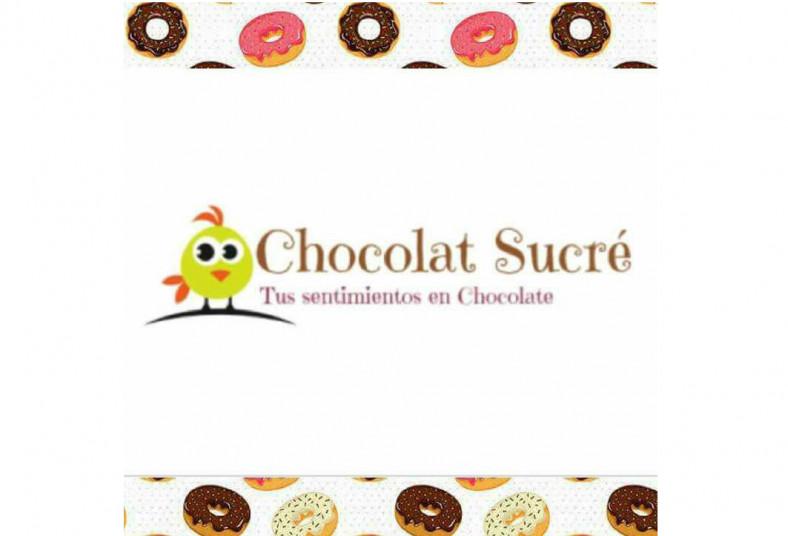 chocolat, sucré, arreglo, frutal, chocolate, globo, fresas, día, especial, comer