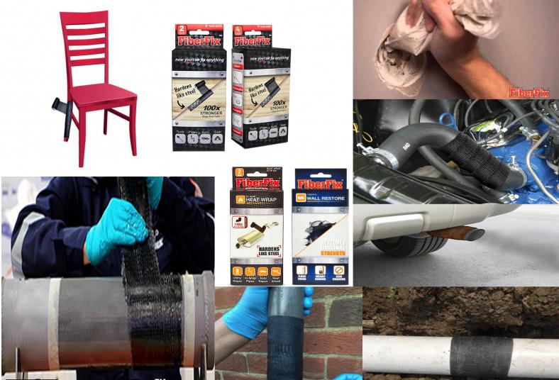 productos, globales, cr, parches, rígidos, cintas, reparadoras, kit, papá, día