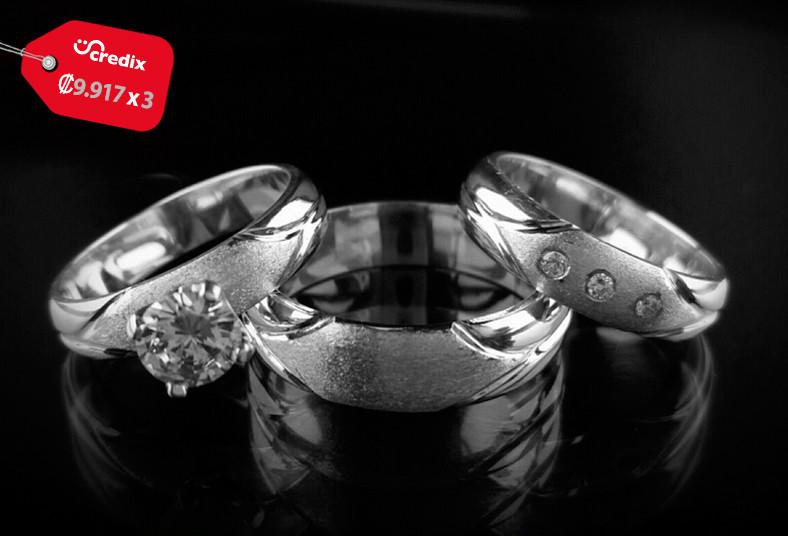 joyería, relojería, diamante, azul, anillos, compromiso, grabado, zirconias