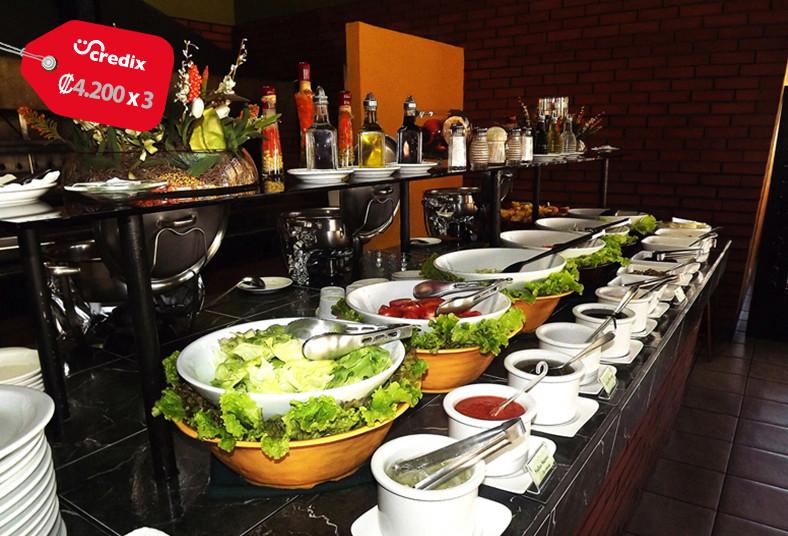 churrascaria, brasileira, alimentación, consumo, restaurante, carne, amigos