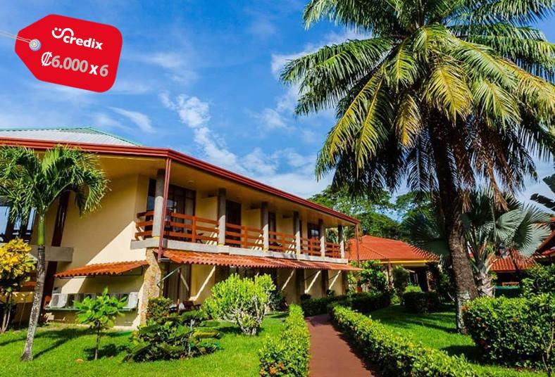 Hotel, Amapola, Resort, habitación, desayuno, continental, jacó, pareja, playa,