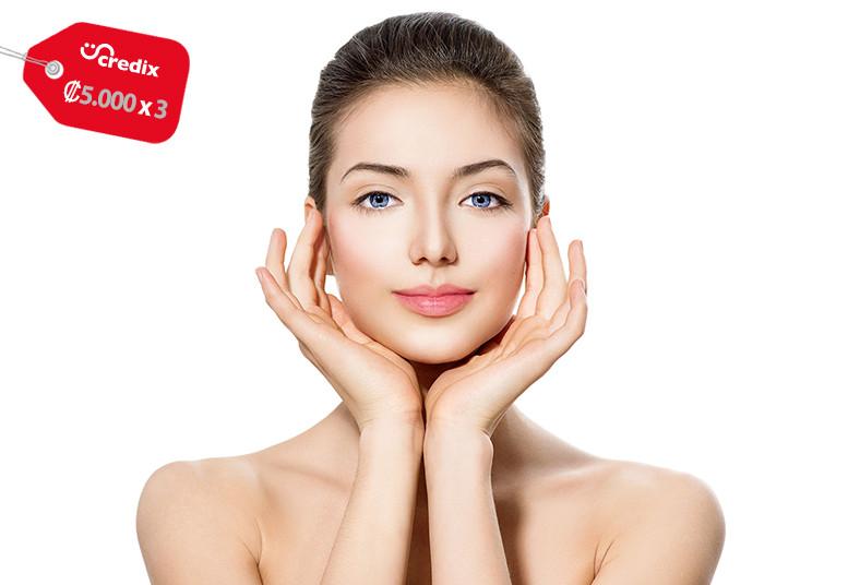 amira, skyn, limpieza, facial, profunda, exofoliación, extracción, mascarilla,