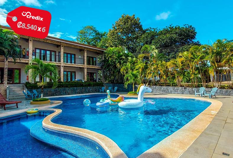 hotel, amira, guanacaste, playas, piscina, desayuno, pareja, familia, naturaleza