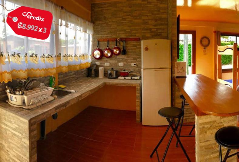 Apartamentos, Río, Celeste, Dreams, equipados, naturaleza, familia, acceso,