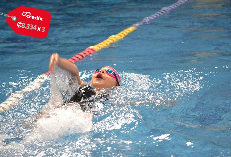 hydro, centro, Curridabat, clases, natación, niños, piscina, instructores,