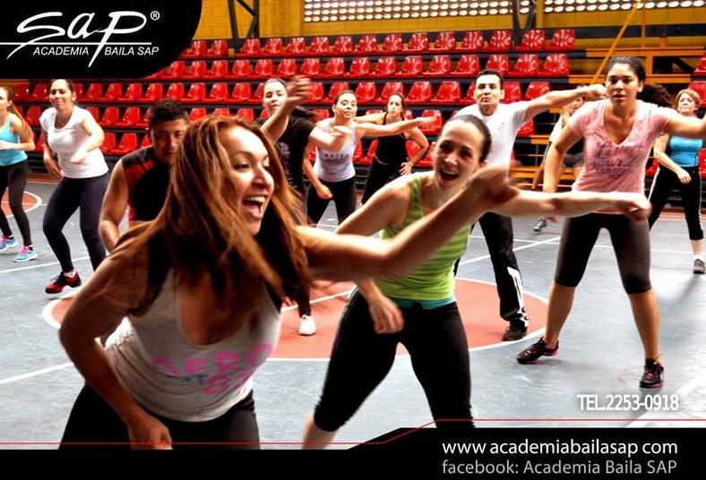academia, baila, sap, clases, baile, popular, merengue, pareja, salsa, virtuales