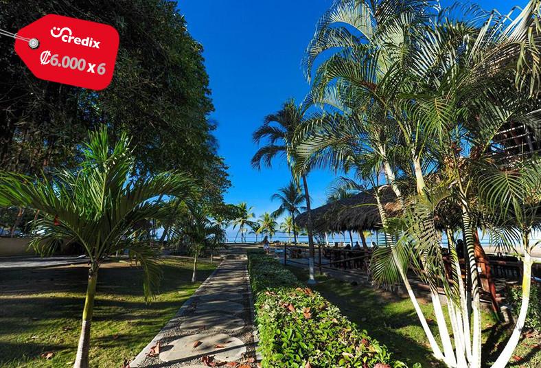 Beach, Break, Resort, hospedaje, familia, desayuno, playa, frente