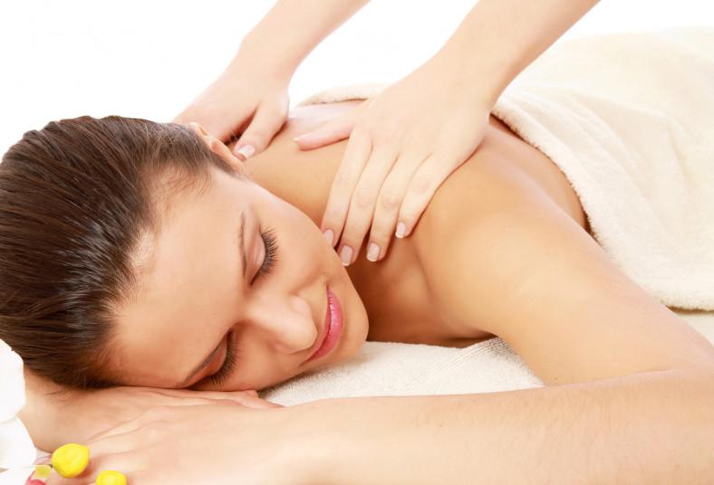 centro, estética, siempre, bella, masaje, relajante. limpieza, exfoliación, piel