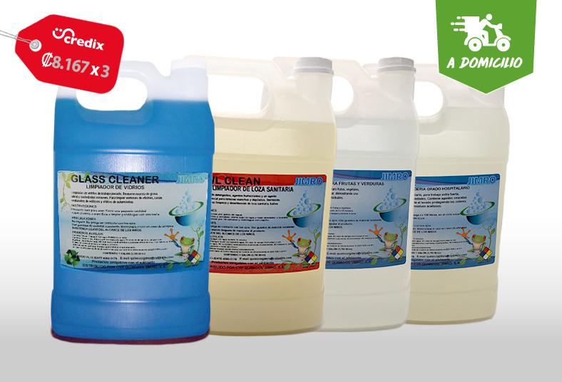 BioFusión, Costa, Rica, sanitizante, desinfectante, detergente, superficies,
