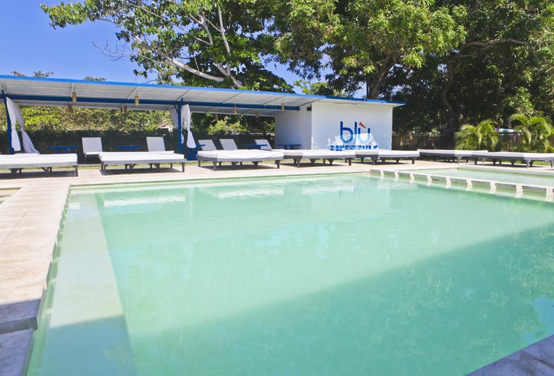 jaco, blu, beach, club, puntarenas, balneario, vacaciones, niños, diversión,