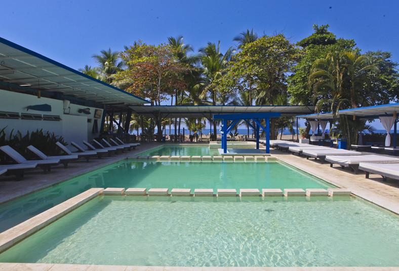 jaco, blu, club, puntarenas, balneario, vacaciones, niños, diversión, almuerzo