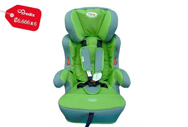 Jugueterías, TOYS, silla, carro, booster, baby, basics, cabecera, verde, gris,