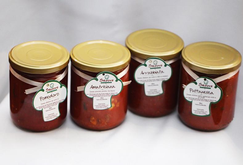 sapore, bottega, gusto, productos, artesanales, italianos, preparados, salsas,