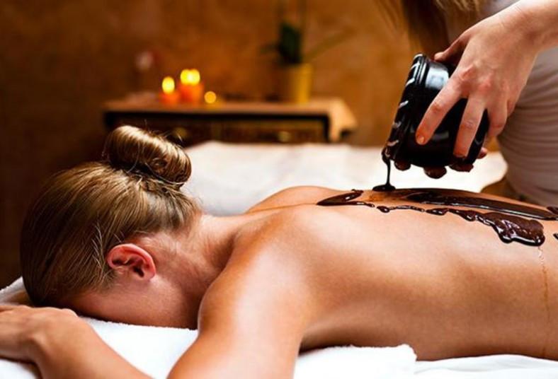 corporación, brais, masaje, relajante, exfoliación, compresa, caliente, espalda,