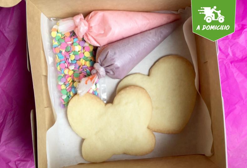 brauli, catering, galletas, personalizadas, regalo, niños, glas, confites, color