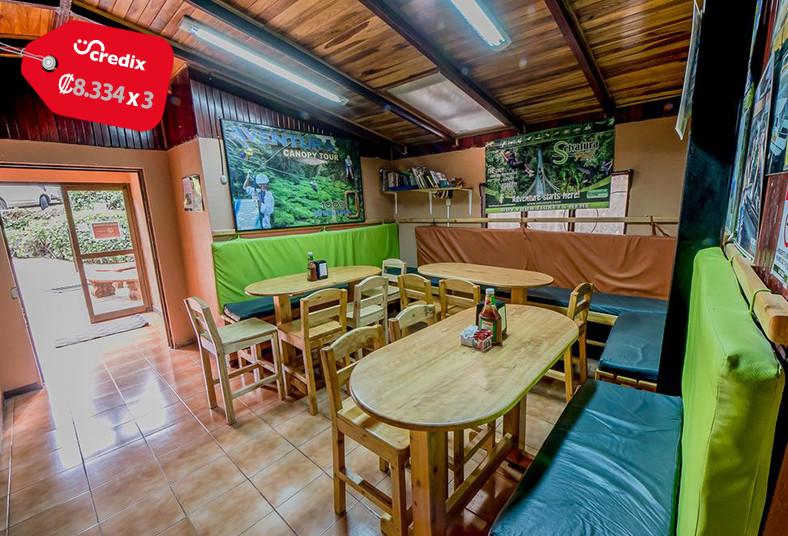 Cabinas, El, Pueblo, monteverde, naturaleza, descanso, pareja, familia, turismo