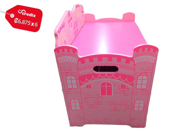 Jugueterías, TOYS, caja, juguetes, castillo, pino, chileno, niñas, orden,