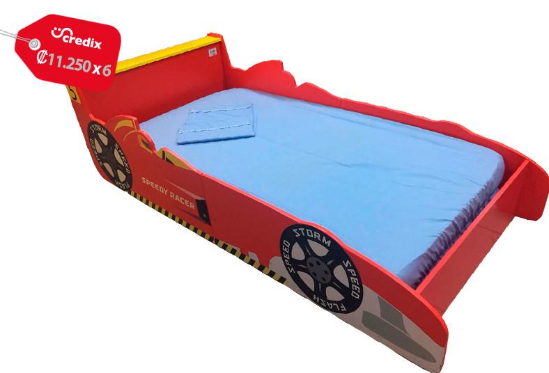 Jugueterías, TOYS, cama, carro, junior, niños, descanso, pino, chileno, madera