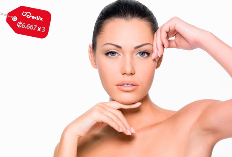 cambio, integral, salón, spa, dermocam, limpieza, exfoliación, hidratación, piel