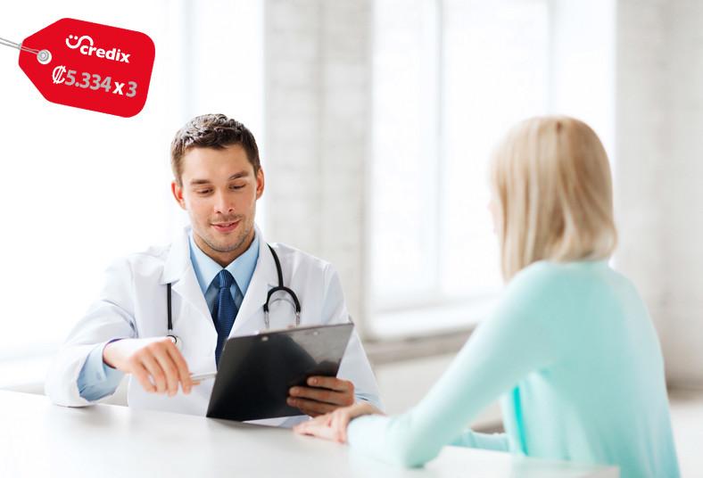 Clínica, Cataluña, examen, salud, electrocardiograma, corazón, cuidados, adultos