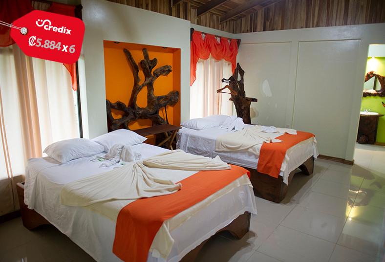 hotel, catarata, río, celeste, guatuso, restaurante, suite, pareja, naturaleza