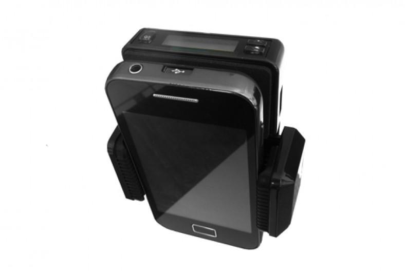 CerTec, smartphone, cargador, holder, teléfono, celular, carro, vehículo
