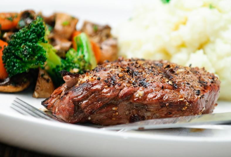 restaurante, ceviche, peruano, entrada, plato, fuerte, ceviche, camarón, filet,
