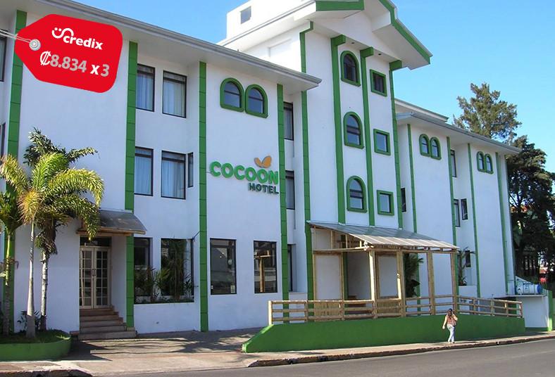 hotel, cocoon, televisión, agua, caliente, Wi-Fi, bar, restaurante, ciudad,
