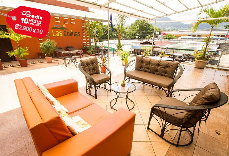 hotel, colinas, junior, balcón, jacuzzi, fortuna, volcán, arenal, mascotas,