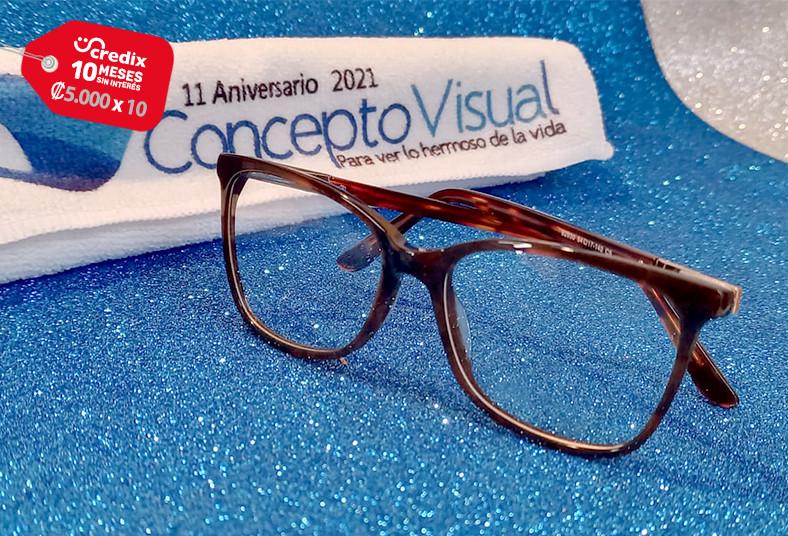 Concepto, Visual, D.A., examen, optométrico, anteojos, prueba, fondo, graduación