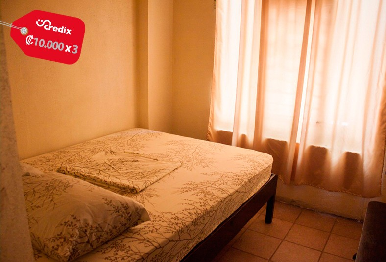 apartotel, conchita, hospedaje, vacaciones, pareja, relajación, equipado, niños