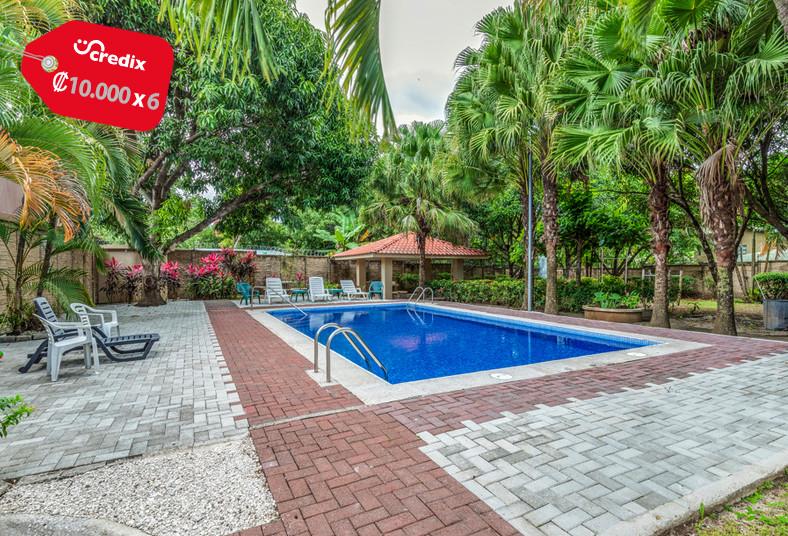 Condominio, Prados, del, Sol, equipado, playas, piscina, seguridad, vacaciones