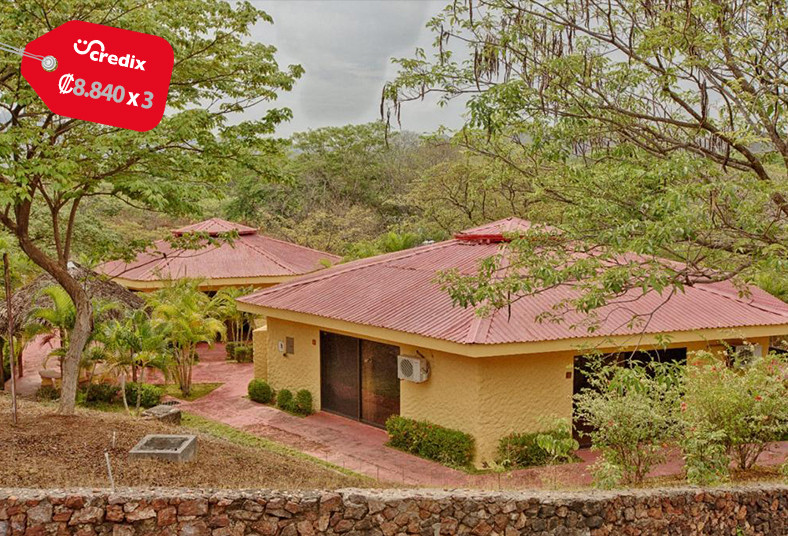 Condor, Lodge, cabinas, cuádruples, equipado, desayuno, guanacaste, familia,
