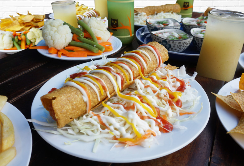 Cevichera, Crustáceo, Cascarudo, super, tacos, ceviches, pequeños, doraditas,