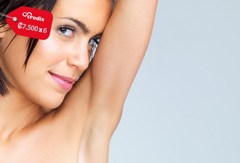 Estética, Cyrman, depilación, e-light, indolora, zonas, bikini, vello, espalda,