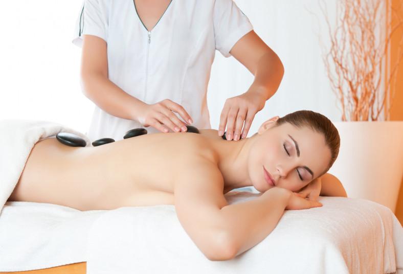 caliente masaje facial