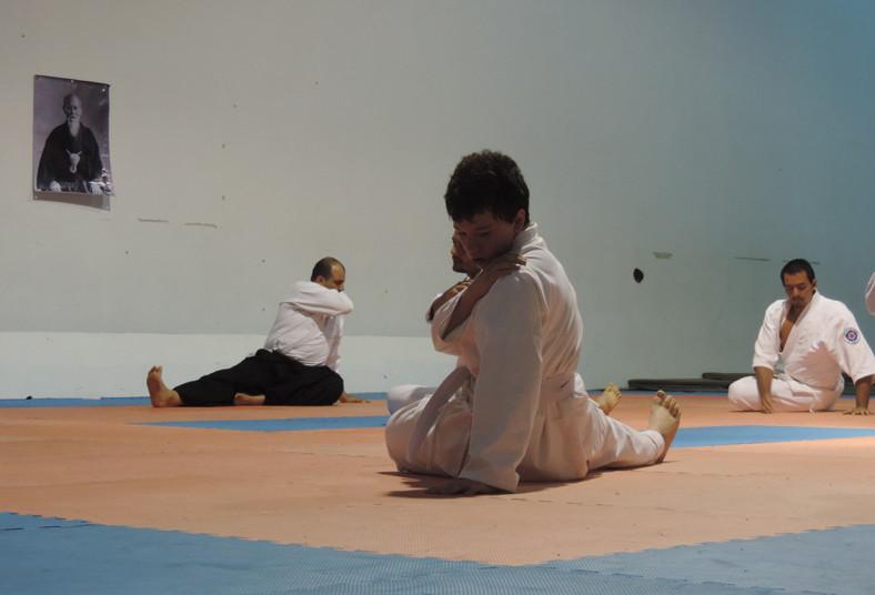 Dojo, San, José, Aikikai, artes, marciales, niños, defensa, cuido, japonés