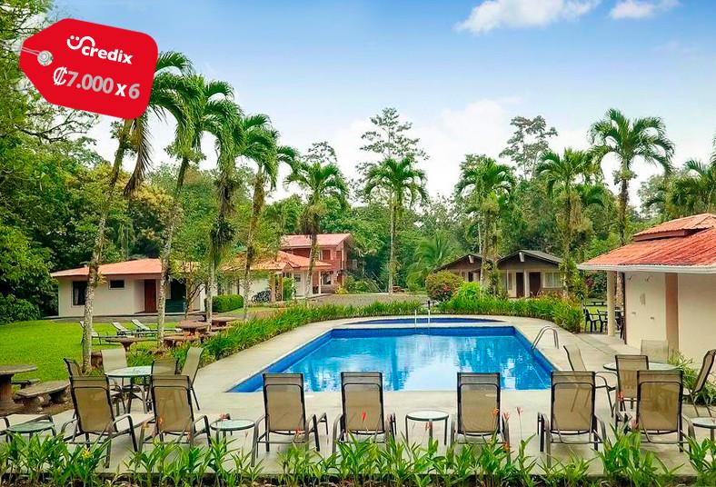 Hotel, Eco, Arenal, fortuna, desayuno, típico, naturaleza, san, carlos, animales
