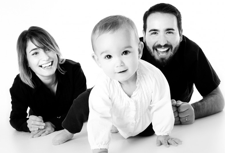 enfoque, studio, sesión, fotográfica, estudio, niños, pareja, familia, recuerdos