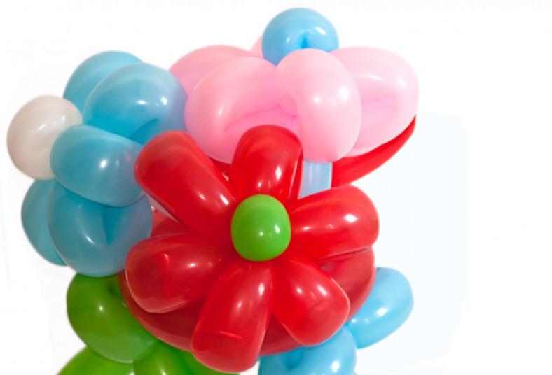 guirnalda globos halloween ideas para curso de globos
