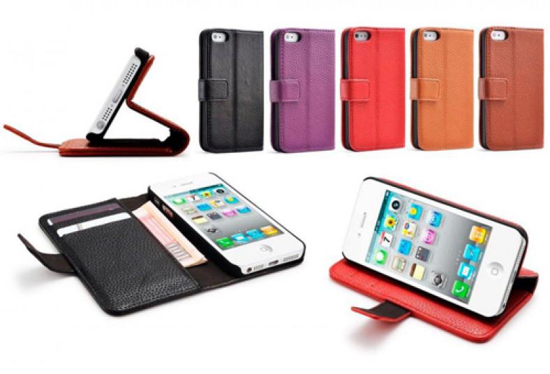 a697c90eb Estuches tipo agenda-billetera para tu Smartphone a más de un 50% de ...