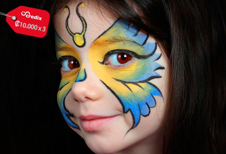 eventos, sonrisas, pintacaritas, decoración, globos, niños, fiestas, materiales