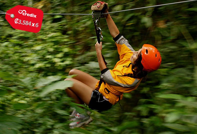 explornatura, turismo, aventura, caminata, canopy, rappel, catarata, naturaleza
