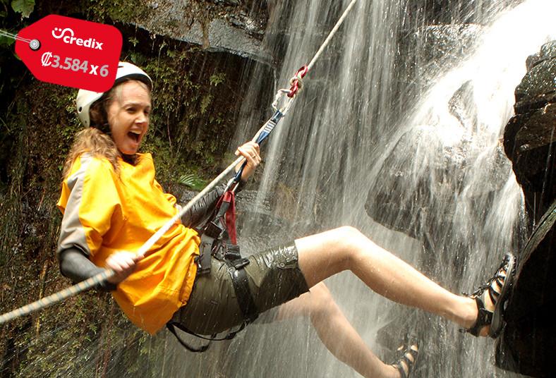explornatura, turismo, aventura, canyoning, canopy, rappel, catarata, naturaleza