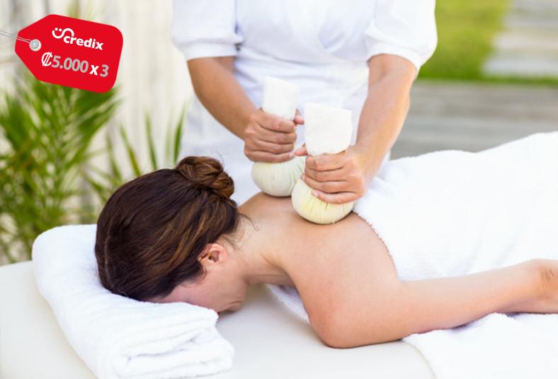 fabiofi, spa, masaje, sueco, cuerpo, exfoliación, corporal, compresas, calientes