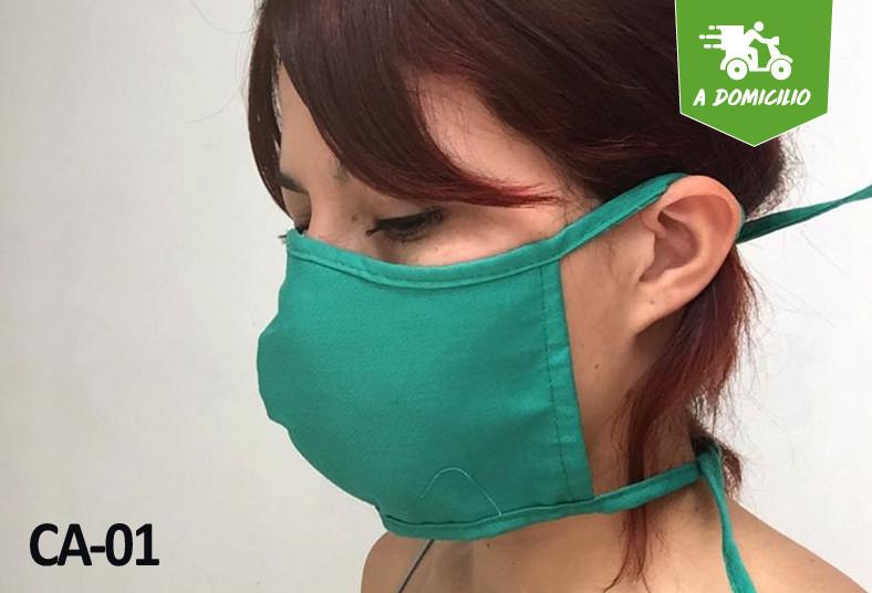Fábrica, Nacional, Tapabocas, R.E.D, cubrebocas, coronavirus, salud, protección