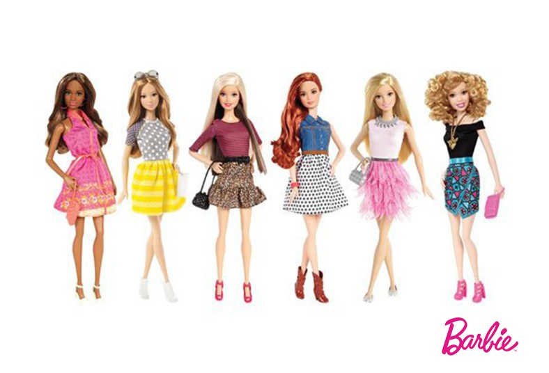 Jugueterías, TOYS, Barbie, Mattel, Fashionista, vestido, accesorio, zapatos,